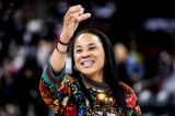 South Carolina's Dawn Staley is AP women's coach of the year