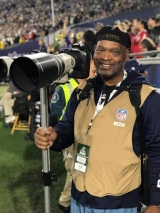 L.A. Watts Times' Very Own Robert 'Camerman' Torrance, Sr. Honored as Top Celebrity Photographer