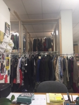 Inside 'The Mayor' Wardrobe Room